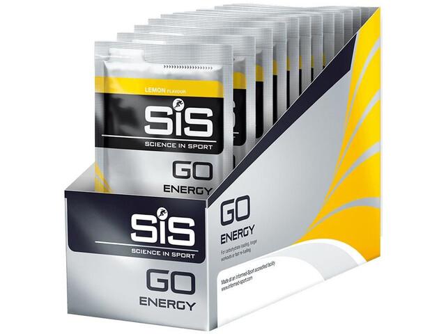 SiS GO Energy Drink Box 18x50g Lemon